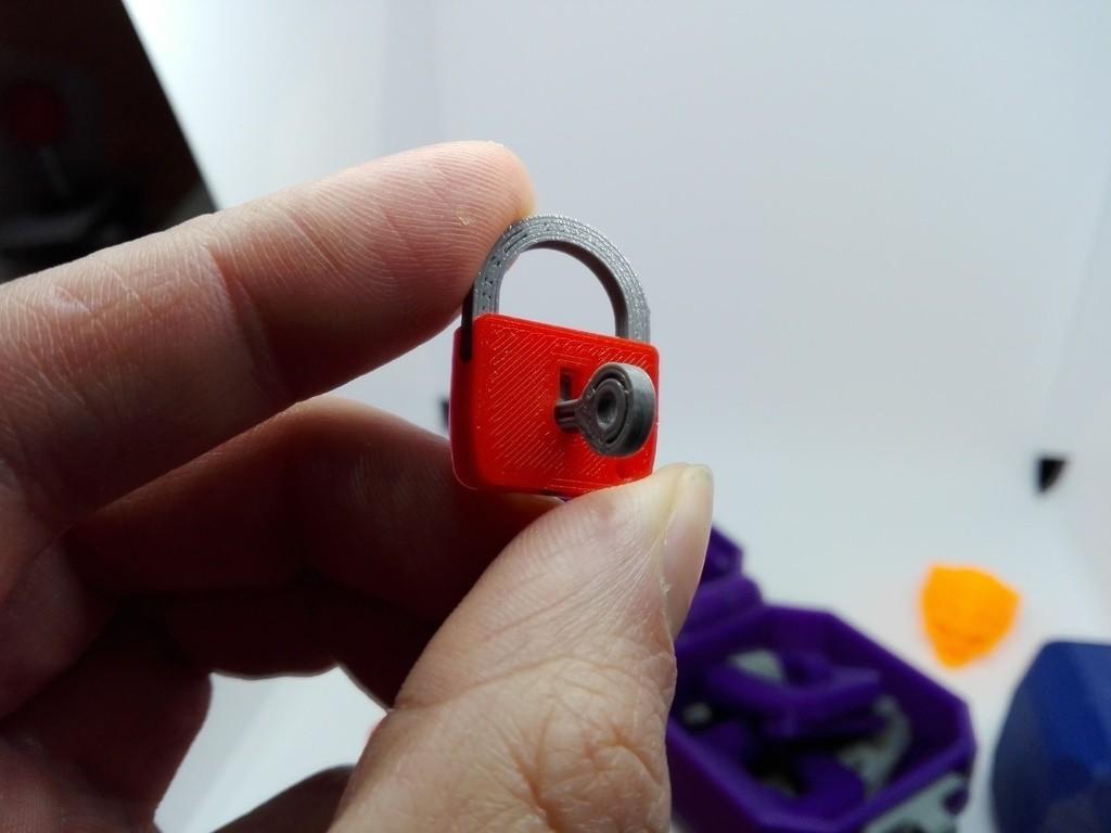 c638afbf110d38d8253cd6c83e94d248_display_large.jpg Download free STL file minimal mini lock with working mechanism and key • Object to 3D print, raffosan
