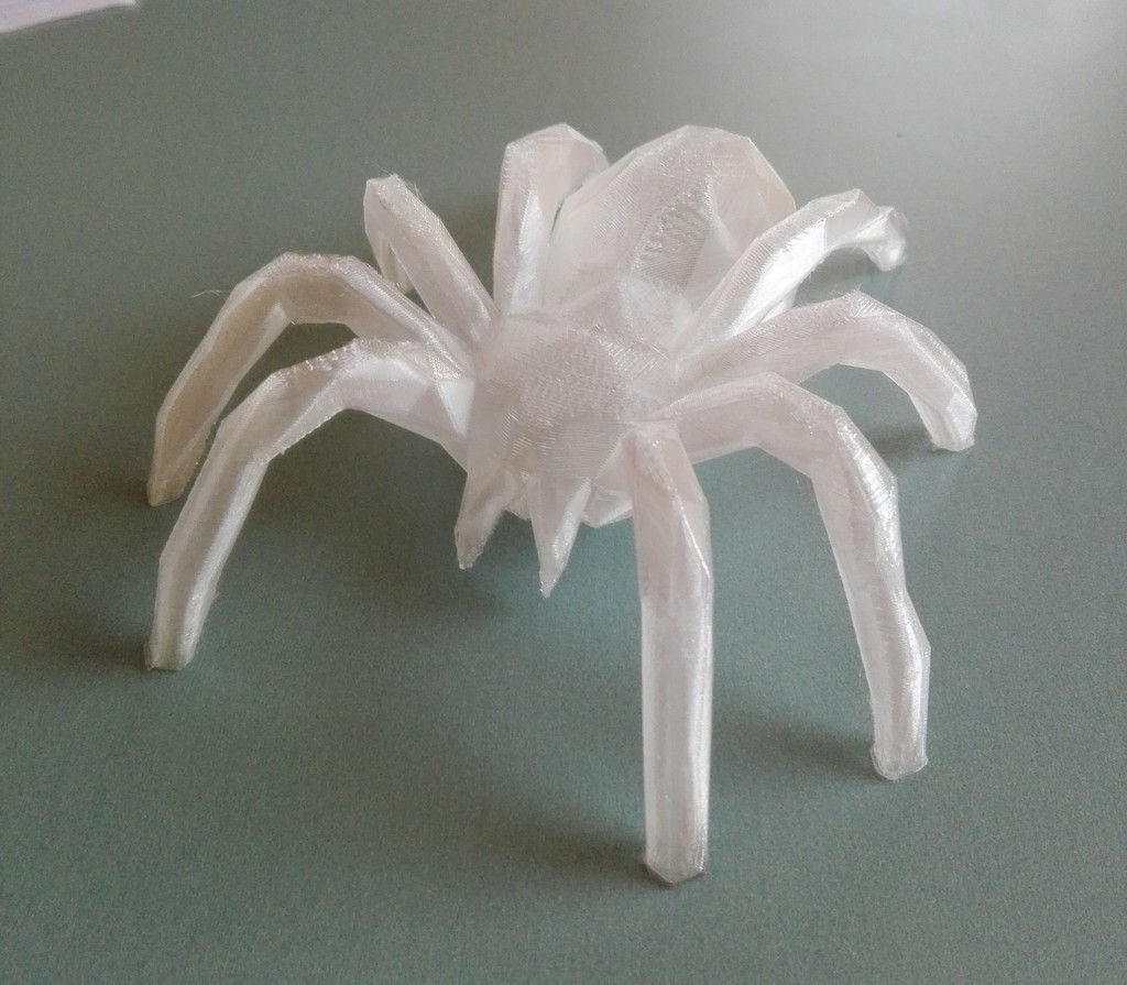 6ed5d51b573f022c14e32006964c82ee_display_large.jpg Download free STL file LOWPOLY spider • 3D print design, raffosan