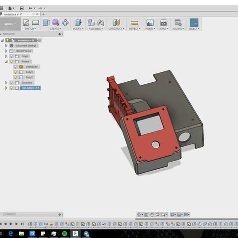 9a49899d2458899b9df4a8db6d95de5f_display_large.jpg Download free STL file ender 2 box remix and raspberry pi box • 3D printing object, raffosan
