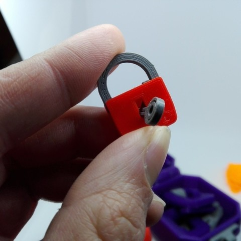 dea079671f520c973d7c0dd7342e9f38_display_large.jpg Download free STL file minimal mini lock with working mechanism and key • Object to 3D print, raffosan
