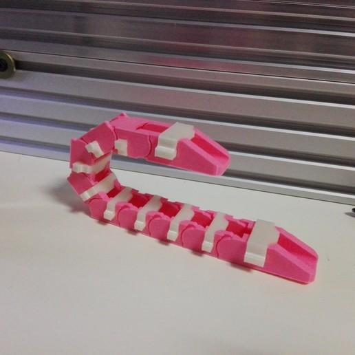 2020-01-06_12.39.51.jpg Télécharger fichier STL gratuit chaîne de traînage 10x10 • Design imprimable en 3D, raffosan