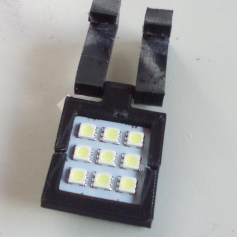 774ce3c33861d4431583adfac0c375c1_display_large.jpg Télécharger fichier STL gratuit lumière réglable à partir de pièces d'accord chinoises, pour les murs CTC ou 5mm. • Objet à imprimer en 3D, raffosan