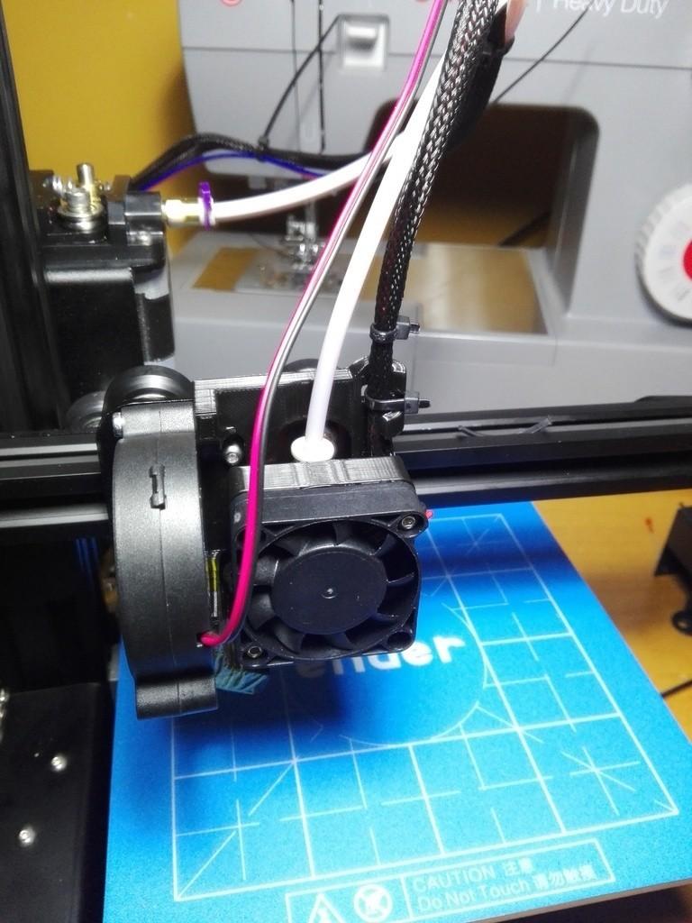 102d098551a8fc1eeec30532ae787014_display_large.jpg Download free STL file cr 10 , ender 2 - 3 , creality single blower 50mmx15 • 3D printing object, raffosan