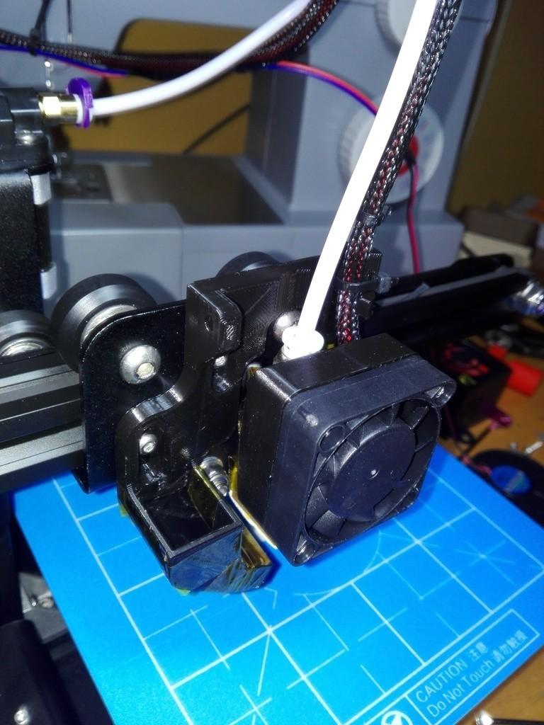 4835517e564f178f10284fda878115ac_display_large.jpg Download free STL file cr 10 , ender 2 - 3 , creality single blower 50mmx15 • 3D printing object, raffosan