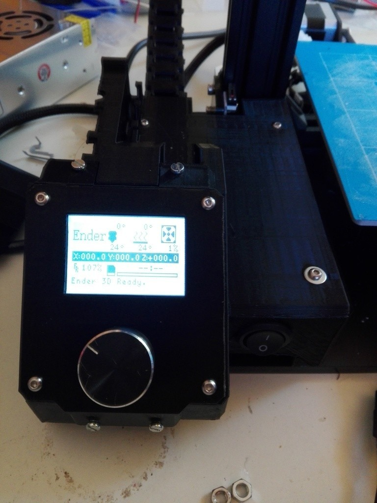 d6c43069512b8caf81c3e940bc050aea_display_large.jpg Download free STL file ender 2 box remix and raspberry pi box • 3D printing object, raffosan