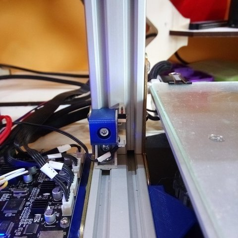 cf88f5caba4be67b4c81ef1b9b2d1e58_display_large.jpg Download free STL file Creality ender 2 3 cr10 alternative Z endstop • 3D printable design, raffosan