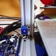Download free 3D printing templates Creality ender 2 3 cr10 alternative Z endstop, raffosan