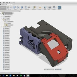 Download free STL files ender 2 box remix and raspberry pi box, raffosan