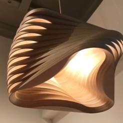 ٢٠٢٠٠٨١٥_١٣١٣٥٤.jpg Download STL file Parametric Boomerang Lamp Design • 3D printer design, Eng_Am_Al