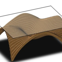 1.JPG Download STL file Table parametric H • 3D printable design, Eng_Am_Al