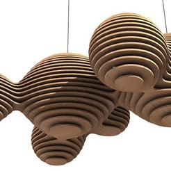 home-design.jpg Download STL file Parametric Chandeliers • 3D printer design, Eng_Am_Al