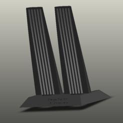 Télécharger plan imprimante 3D gatuit Charge station, Empeurare