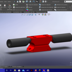 Download free 3D print files Go-Kart Footrests, Empeurare