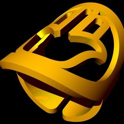 mano de fatima.jpg Download STL file fatima hand ring • 3D printable template, fcosaldana0210