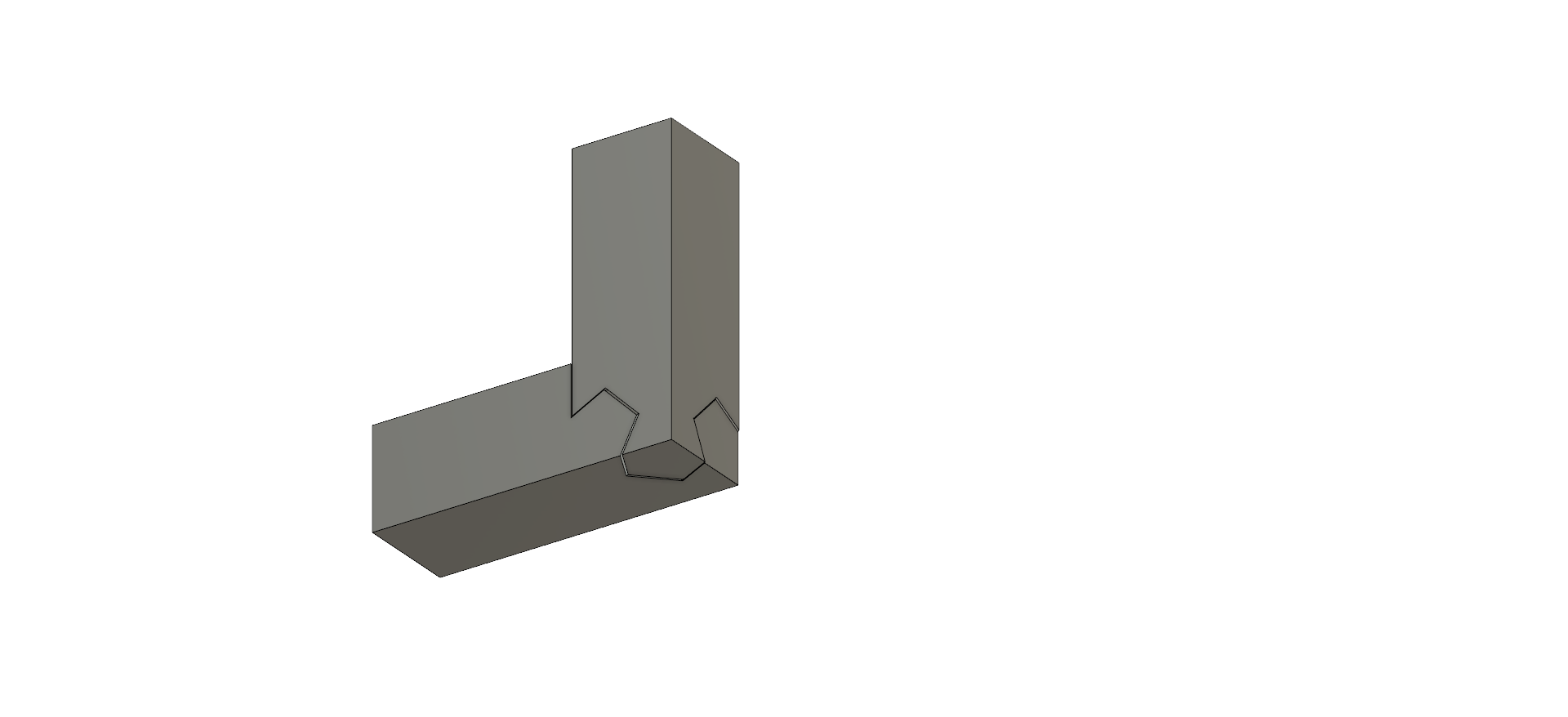 3way_joint_4.png Download free STL file 3way joint_(Kawai Tsugite) • 3D print template, Fricis