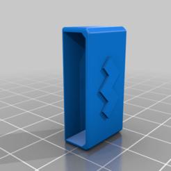 Download free 3D print files Garmin Fenix3 wristband - Voronoi pattern, Fricis