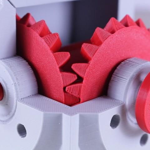 27e141e30d26ec8f258ce9e7b181968e_display_large.JPG Télécharger fichier STL gratuit Réducteur industriel à couple conique / Réducteur à engrenages (version en coupe) • Objet pour imprimante 3D, LarsRb