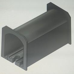 Descargar archivos 3D gratis via tren 15 cm con tunel, sergio_mg