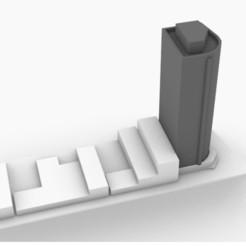 holder_1.jpg Télécharger fichier STL Téléphone Porte-bâtiments Porte-bâtiments ♥♥♥♥ • Design imprimable en 3D, werkalec