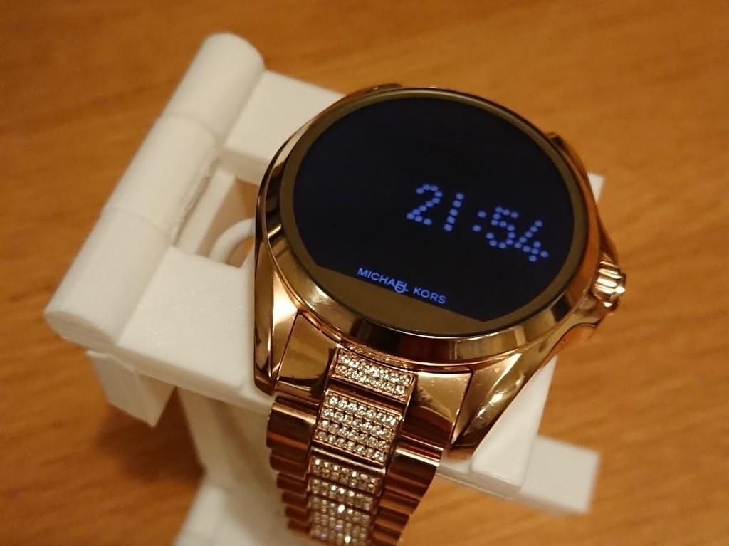 fdc8583532fb28d47112fe5285c4e001_display_large.JPG Télécharger fichier STL gratuit Support de voyage Smartwatch pour chargeurs sans fil • Plan pour imprimante 3D, retrorocketuk