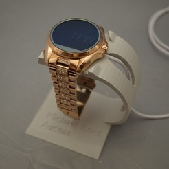Download free 3D print files Watch Stand For Michael Kors, Fossil, Diesel, retrorocketuk