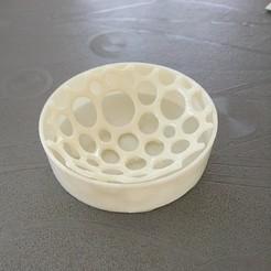 Descargar archivos 3D Jabonera para champú sólido, selinav42