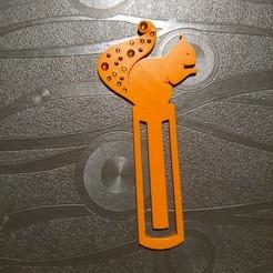 ecureuil.JPG Télécharger fichier STL Marque page écureuil • Objet pour imprimante 3D, selinav42