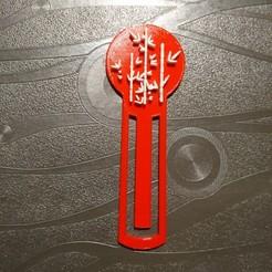 bambou.jpg Télécharger fichier STL Marque page bambou zen • Plan à imprimer en 3D, selinav42