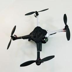 aef3633702ed5fc6bea542d22bb47b61_display_large.jpg Télécharger fichier STL gratuit Bricolage Garud-500 DIY Drone • Plan à imprimer en 3D, varun