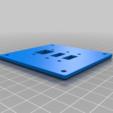K40_Comms.png Télécharger fichier STL gratuit Port de communication laser K40 • Plan imprimable en 3D, smirnoff01