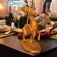 Descargar modelos 3D Decoración de los renos de Papá Noel, adam_leformat7