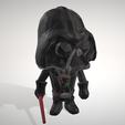 Descargar modelo 3D gratis Darth Vader - Figurilla de la colección Lowpoply - por Objoy, objoycreation