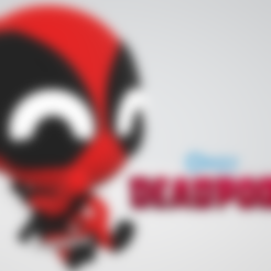 Descargar archivos STL Pool Muerto - Figurilla y Llavero, adam_leformat7