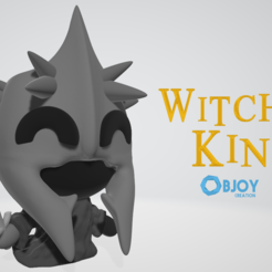 Download 3D printing templates Witch King Figure, adam_leformat7