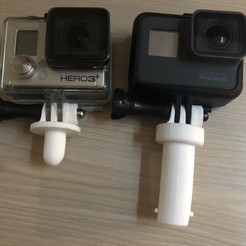 Fichier imprimante 3D giro pour gopro aviation, philippeliaudet