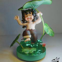 124257239_4672409222832282_7454545537600853230_o.jpg Download STL file the legend of hei - 3d Print • 3D print model, BeeStore-CG