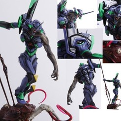 2105.jpg Download STL file Eva statue completed - gk version • 3D printing template, BeeStore-CG