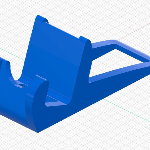 Download free STL file Ipad stand for thicker cases • 3D printable design, MASS3D