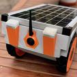 Download STL file PiMowRobot Case (Raspberry Pi based robotic lawn mower), TGD