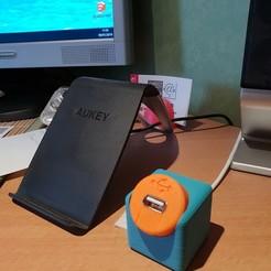 20190109_115518.jpg Télécharger fichier STL USB Extension Block - Rallonge pour clé USB • Objet imprimable en 3D, guillaumecamelance