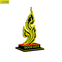 Download 3D printer templates Good Luck ! , Tum