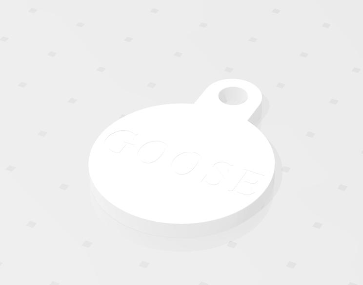 2019-12-16_203029.png Télécharger fichier STL gratuit Gooose... !!! . ! • Plan pour impression 3D, Tum