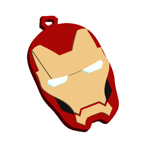 2020-04-08_213810.png Download free STL file I'm Iron Man • 3D printing object, Tum