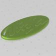 Download free 3D printing templates KEYCHAIN Ninja, Tum