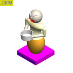 2020-10-15_165946.png Download free STL file Songkran Doll • 3D printing model, Tum