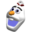 Download free 3D printing files KEYCHAIN Olaf, Tum
