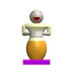 Free 3D print files Songkran Doll, Tum