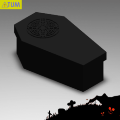 2020-10-13_153212.png Download STL file Coffin Box • 3D printer design, Tum