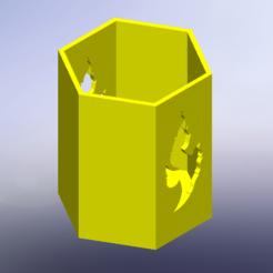 Download 3D printer designs 6 BOX Thai Pattern, Tum