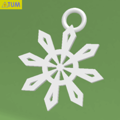 2020-01-29_154738.png Download STL file Cristal • 3D printing model, Tum